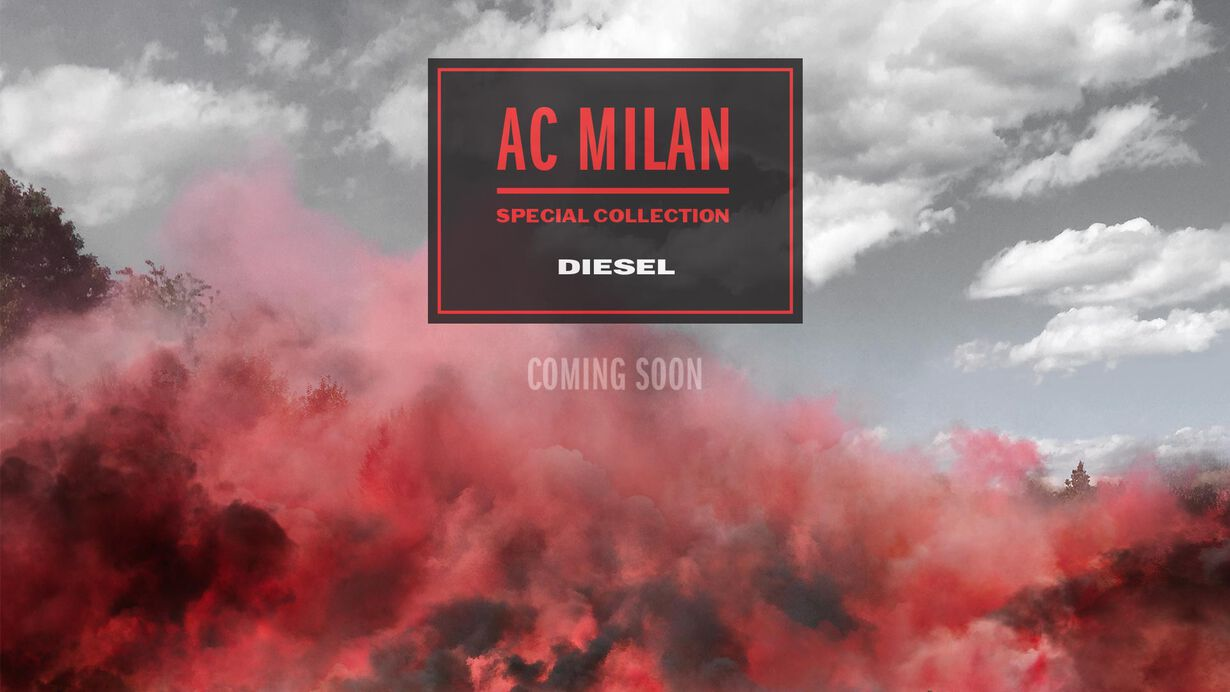 Diesel - AC Milan Special Collection