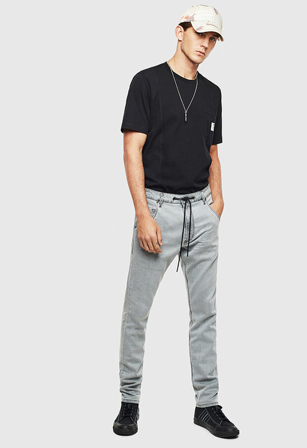 Krooley JoggJeans 069MH, Light Blue - Jeans