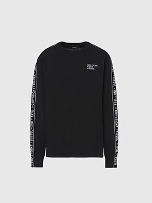K-TRACKY-C, Black - Knitwear