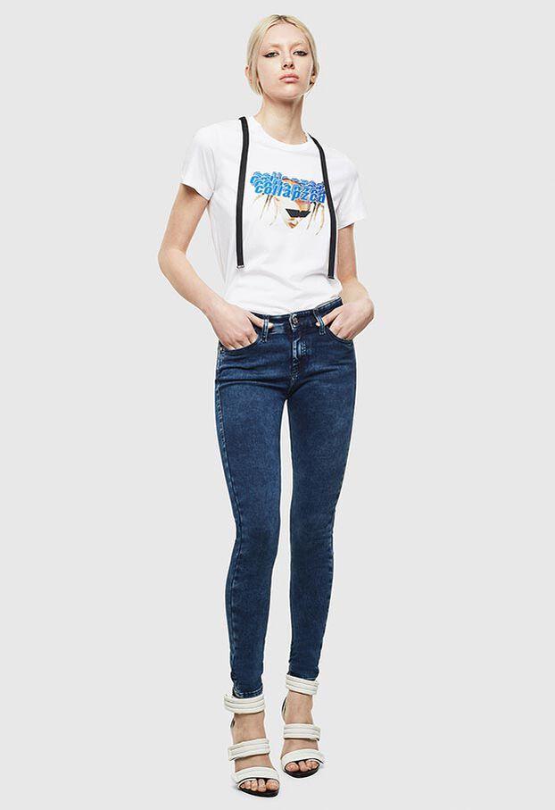 Slandy 0094Z, Dark Blue - Jeans