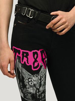 Slandy 069KX, Black/Dark grey - Jeans