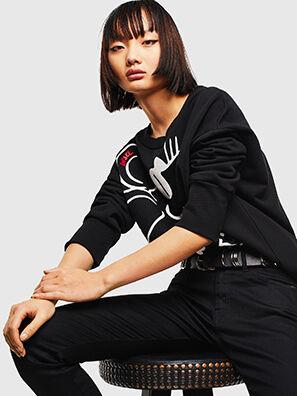 CL-F-MAGDA-BIGM, Black - Sweaters