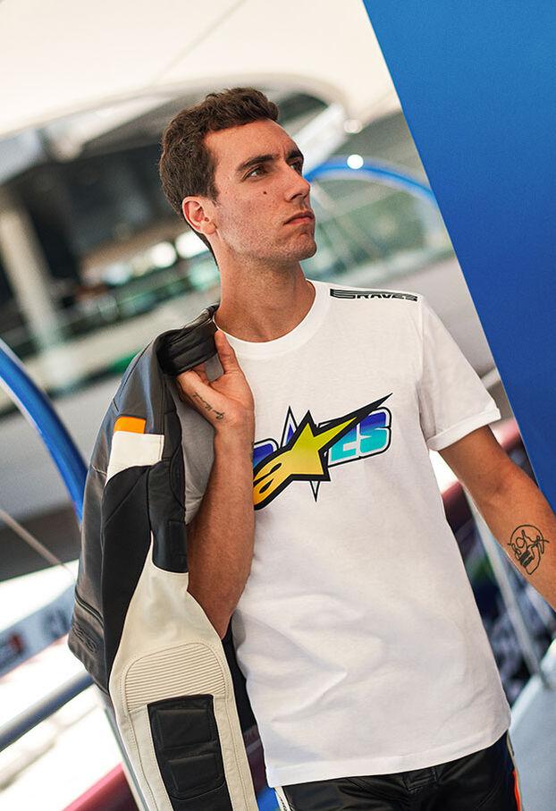 ASTARS-T-DIEGOS-B, White - T-Shirts