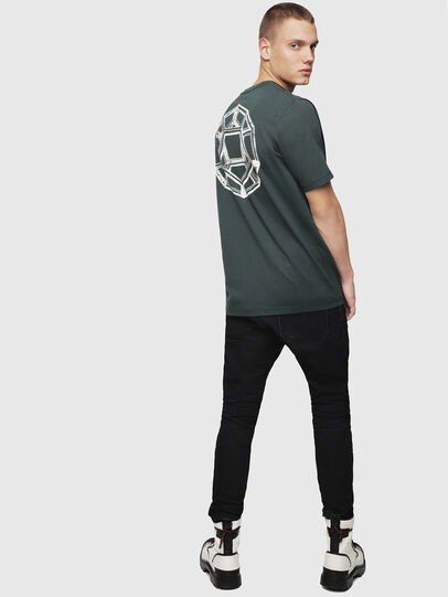 Diesel - T-JUST-YI,  - T-Shirts - Image 4
