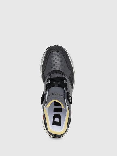 Diesel - S-BRENTHA LC, Grey - Sneakers - Image 4