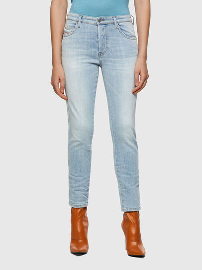 Diesel - Babhila 009ZZ, Light Blue - Jeans - Image 1