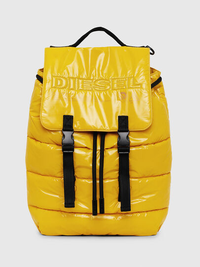 Diesel - VOLPAGO BACK, Yellow - Backpacks - Image 1