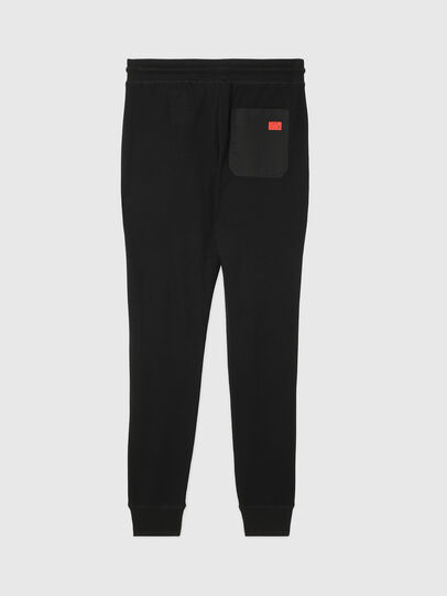 Diesel - UMLB-PETER-W, Black - Pants - Image 2