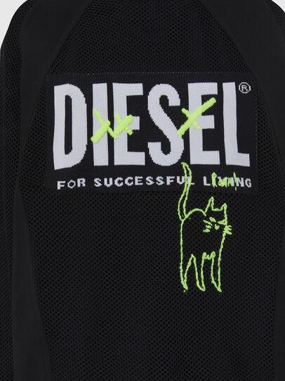 Diesel - M-PORTIA, Black - Knitwear - Image 3