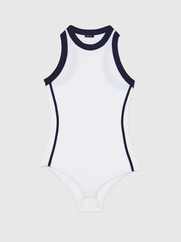 UFBY-ELINA-C, White - Bodysuits