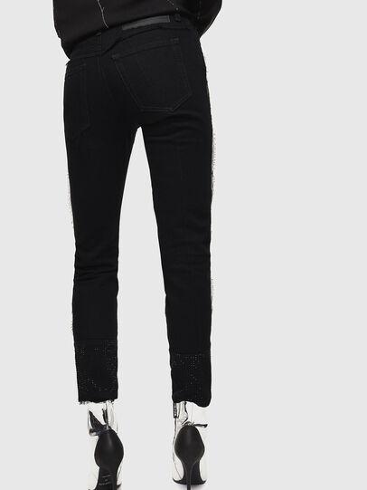 Diesel - Babhila 0NAZH, Black/Dark grey - Jeans - Image 2