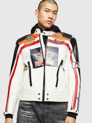 ASTARS-LPATCH-1A,  - Leather jackets