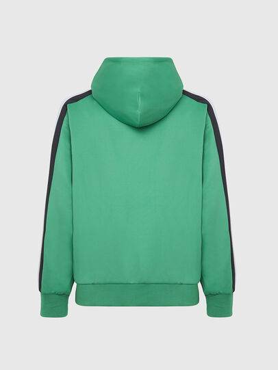 Diesel - S-STEEL, Green - Sweaters - Image 2