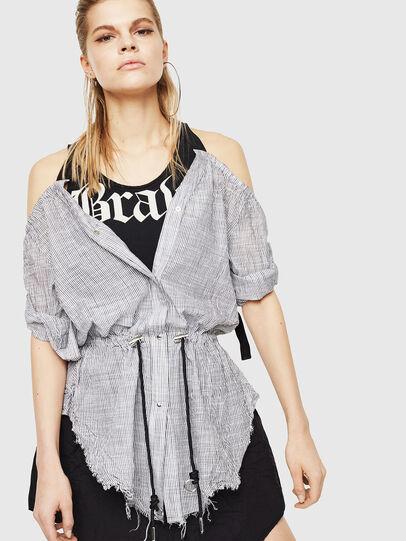 Diesel - D-JUDY,  - Dresses - Image 4