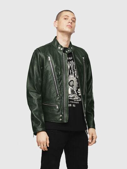 Diesel - L-KOJI,  - Leather jackets - Image 1