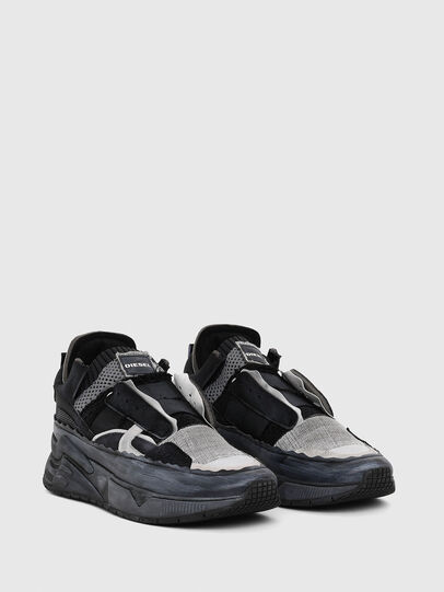Diesel - S-BRENTHA DEC, Black - Sneakers - Image 2