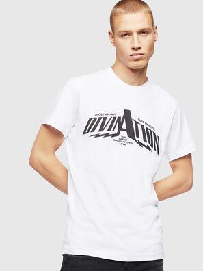 T-DIEGO-B16, White - T-Shirts