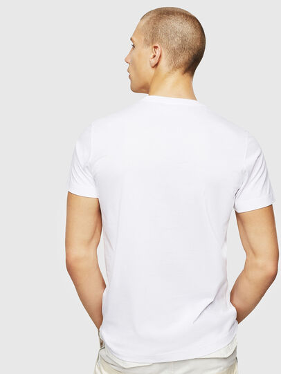 Diesel - T-DIEGO-A1, White - T-Shirts - Image 2