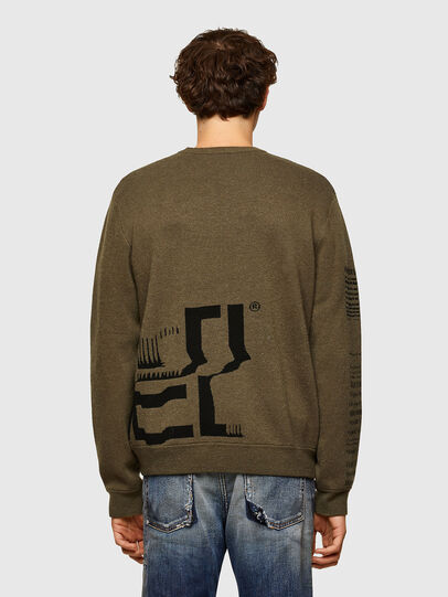 Diesel - K-MARRA, Military Green - Knitwear - Image 2