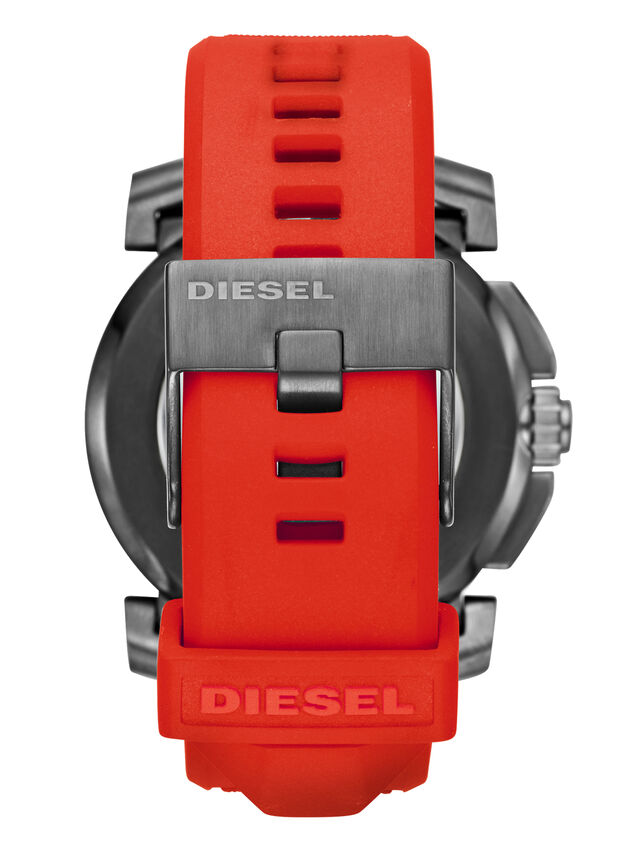 Diesel - DT1005, Red - Smartwatches - Image 3
