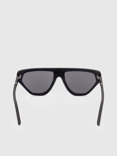 Diesel - DL0322, Black - Sunglasses - Image 4