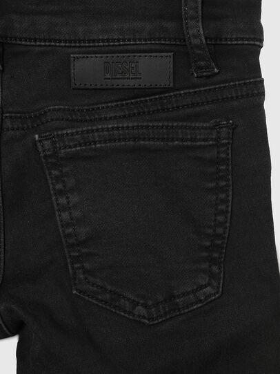 Diesel - DHARY-J JOGGJEANS, Black - Jeans - Image 3