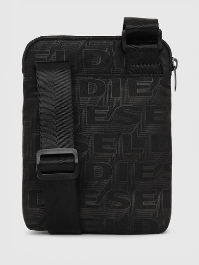 Diesel - F-DISCOVER CROSS, Black - Crossbody Bags - Image 2
