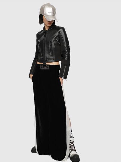 Diesel - L-MARI,  - Leather jackets - Image 4