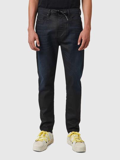 Diesel - D-VIDER JoggJeans® 069XN, Black/Dark grey - Jeans - Image 1
