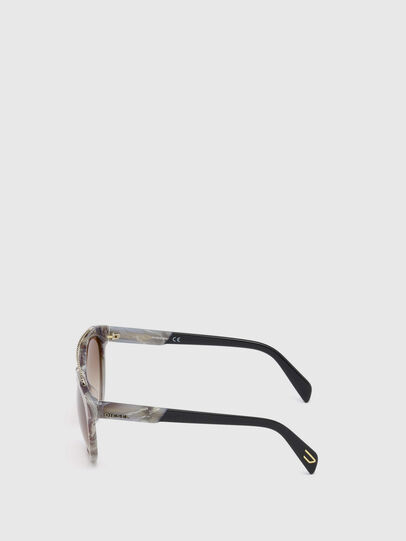Diesel - DM0189, Grey - Sunglasses - Image 3