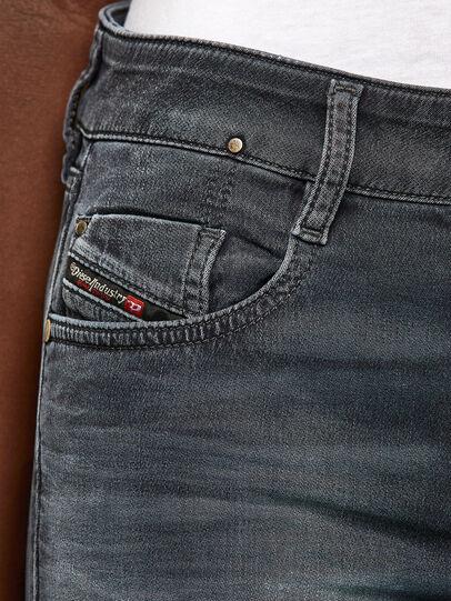 Diesel - D-Ollies JoggJeans® 069QA, Black/Dark grey - Jeans - Image 3