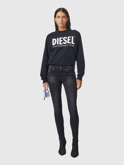 Diesel - Slandy 069EF, Black/Dark grey - Jeans - Image 5