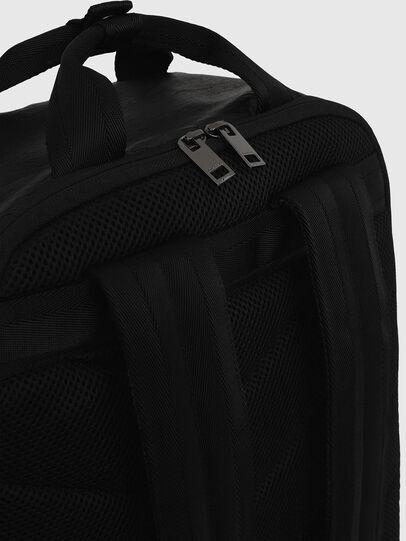 Diesel - GINKGO PP, Black - Backpacks - Image 7