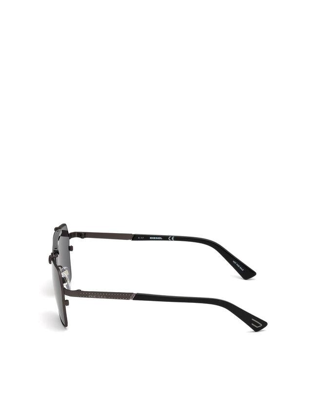 Diesel - DL0256, Black - Eyewear - Image 3