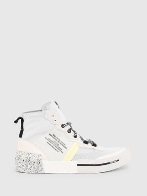 S-DESE RC MID W, White - Sneakers