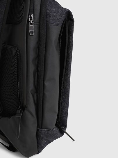 Diesel - D-SUBTORYAL BACK, Blue Jeans - Backpacks - Image 5