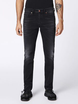 BUSTER 084NG, Black Jeans