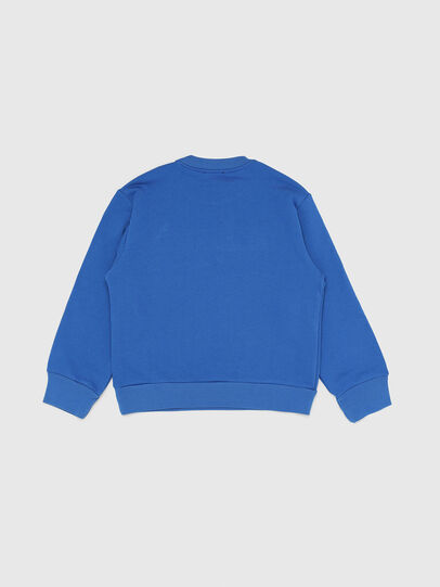 Diesel - SCREWDIVISION OVER, Cerulean - Sweaters - Image 2