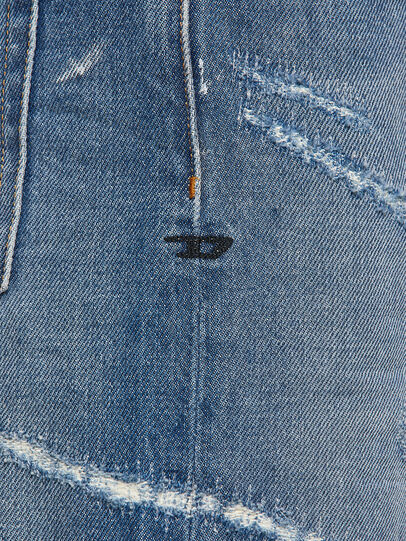 Diesel - D-Reggy 0097B, Medium blue - Jeans - Image 4
