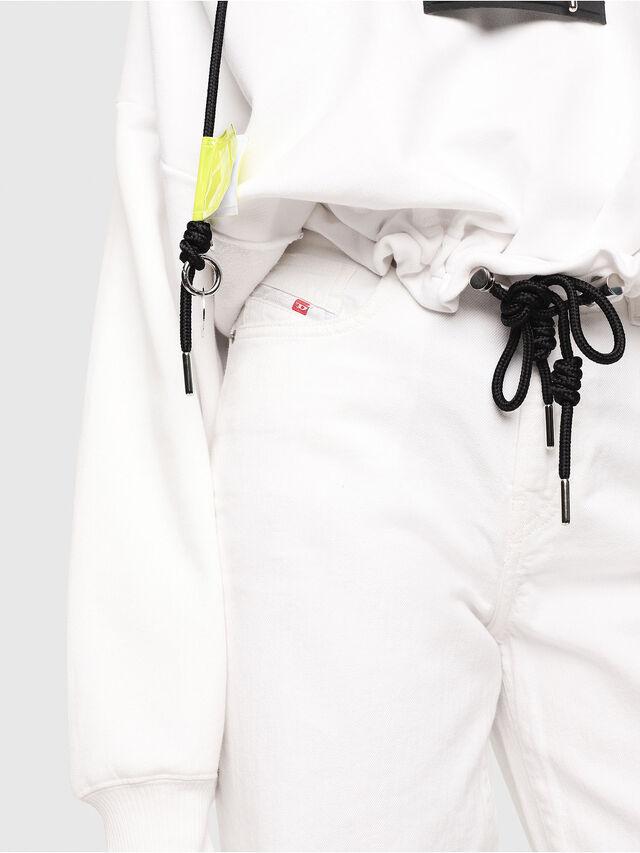 Diesel - Widee 069EA, White - Jeans - Image 3