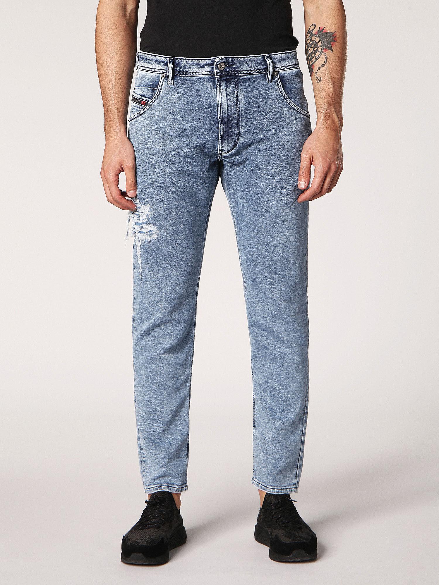 Jeans 084pv De Krooley-t - Diesel Bleu zVDwJNK5