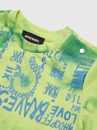 Diesel - TIMMYB, Green - T-shirts and Tops - Image 3