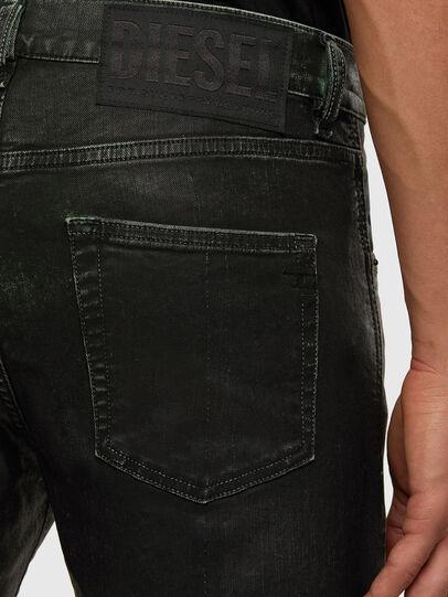 Diesel - D-Strukt 009DU, Black/Dark grey - Jeans - Image 4