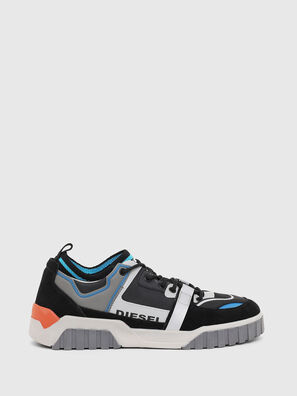 S-RUA SL LOW, Black - Sneakers
