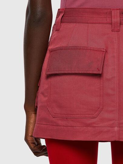 Diesel - O-IRAIDA, Pink - Skirts - Image 3
