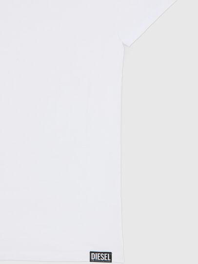 Diesel - UMTEE-RANDAL, White - Tops - Image 3
