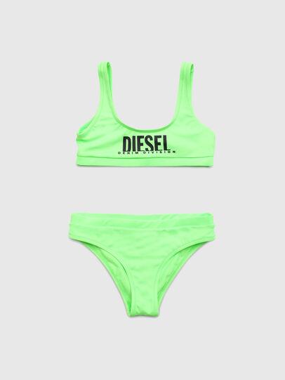 Diesel - MYNGR, Green Fluo - Beachwear - Image 1