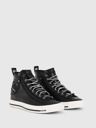 Diesel - EXPO-ZIP W, Black - Sneakers - Image 2