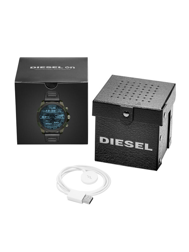 Diesel DT2003, Military Green - Smartwatches - Image 5
