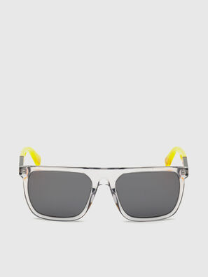 DL0299, Grey - Sunglasses